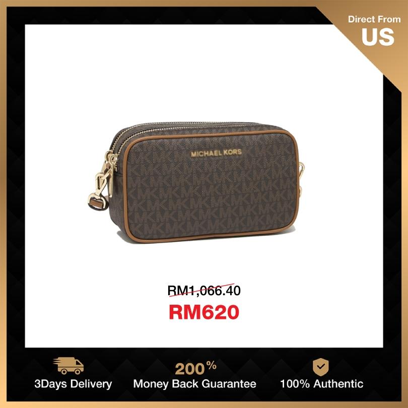 09-Michael Kors Connie Small Camera Bag
