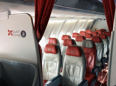 AirAsia Quiet Zone
